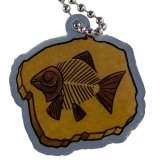 EarthCache™ Fossil Tag Fish