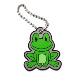 Travel Frog Cachekinz™ Tag