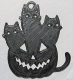 "Anhänger ""Pumpcat"" S schwarz"