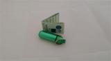 Cache-Behälter Bison-Kapsel klein grün