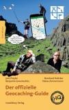 """Buch """"Der offizielle Geocaching-Guide"""", Hoëcker & co"""