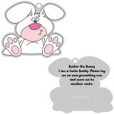 "Anhänger ""Buster, das Kaninchen"" Cache  Buddy"