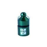 Hanging Nano Geocache Container - Green