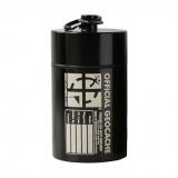 """Cache-Behälter """"Groundspeak Small Cylinder"""", schwarz"""