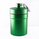 "Geocache ""Large Micno"", green"