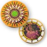 Compass Rose Geocoin 10th Anniversary - CARINA