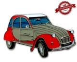 Auto Geocoin - Ente CV Marcatello Edition LE 100