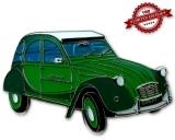 Auto Geocoin - Ente CV Bamboo LE 100