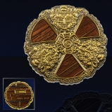 GeoCoinClub: Medieval Shield