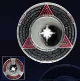 GeoCoinClub: Signal Mirror Coin