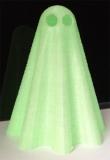 """Figur """"Geist"""", fluoreszierend"""