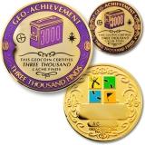 Geo-Achievement® Set 3000 Finds