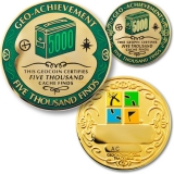 Geo-Achievement® Set 5000 Finds