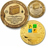 4000 Finds Geo-Achievement® Award Set