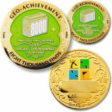 Geo-Achievement® Set 8000 Finds