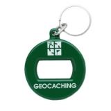 """Anhänger """"Geocaching Flaschenöffner"""" von Groundspeak"""