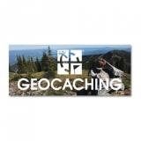 Geocaching-Logo Magnet