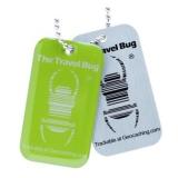 Travel Bug®, QR, grün