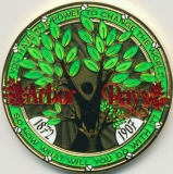 "Geocoin GCC ""Arbor Day"""
