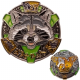 "Geocoin GCC ""Azeban the Trickster"""