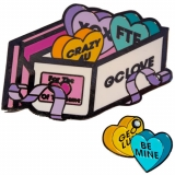 "Geocoin GCC ""Geocaching Love"""
