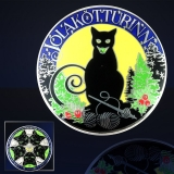"Geocoin GCC ""Jólakötturinn: The Yule Cat of Iceland"""
