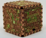 6 Coin Set: Borg Cube - Resistance is Futile