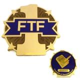 """Geocoin """"Erstfinder - FTF"""""""