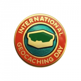 "Geocoin ""Internationaler Geocaching-Tag 2016"", nano"