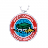 "Anhänger ""Internationaler Geocaching-Tag 2016"""