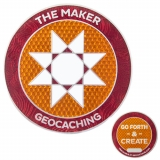 "Geocoin ""Maker"""