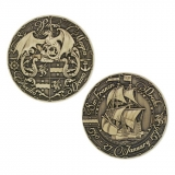 "Geocoin ""Pirate´s Day"""