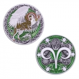 "Geocoin ""Zodiak: Widder"""