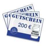 Geschenkgutschein 200€