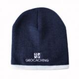 Geocaching Knit Beanie