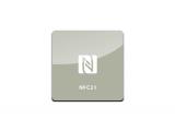 NFC magnetisch grau