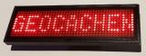 Namensschild LED Laufschrift