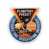 Aufnäher Planetary Pursuit