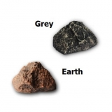 Found It! Rock Cache grey