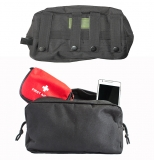 Rucksack-Zusatztasche, Molle®, mehrzweck, groß