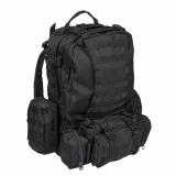"Rucksack ""Defense Pack Assembly"", schwarz"