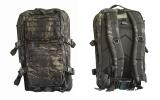 "Rucksack ""US Assault Pack Laser Cut"", groß, multitarn"