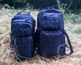 "Rucksack ""US Assault Pack"", groß, blau"