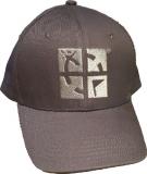 Schildkappe mit Groundspeak-Logo