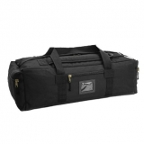 Combat Duffle Bag black