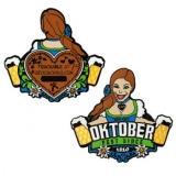 Geocoin Special Edition - Oktoberfest (Annie)