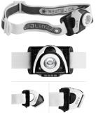 Stirnlampe LED-Lenser SEO5 Grau