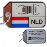 Travel Bug®, Origins Netherlands
