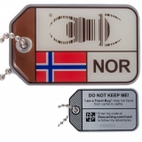 Travel Bug®, Norwegen
