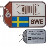 Travel Bug®, Origins Sweden